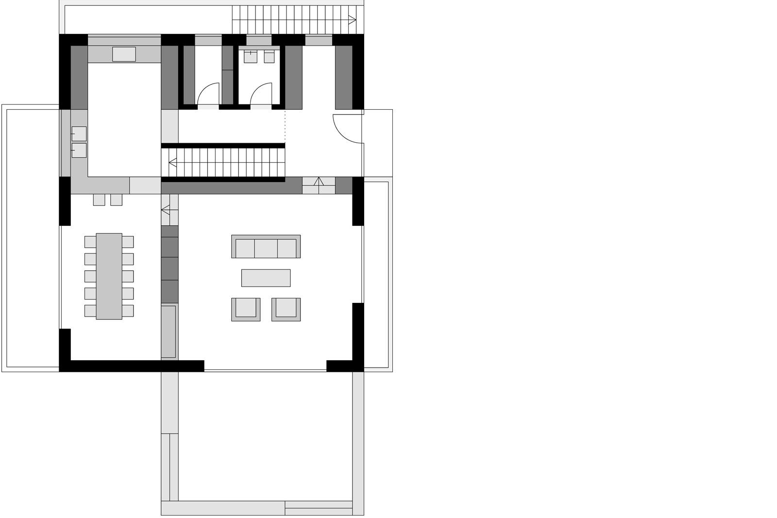 Haus F Munchen Bogenhausen Architekt Hron