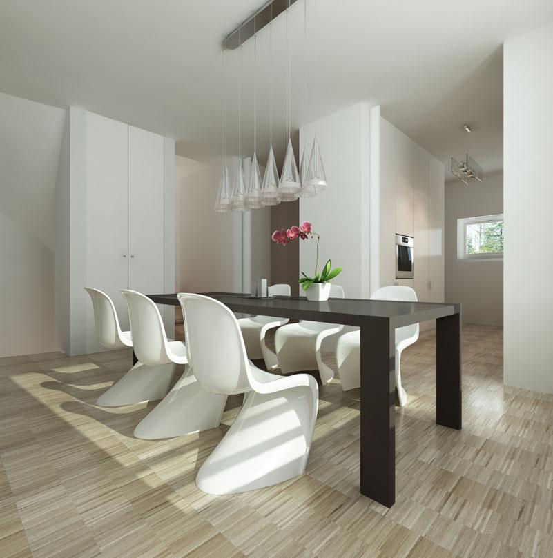 Neubau Eines Doppelhauses In München