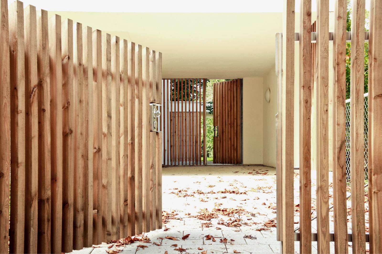 Architekt In München haus w neubau eines doppelhauses in münchen architekt martin
