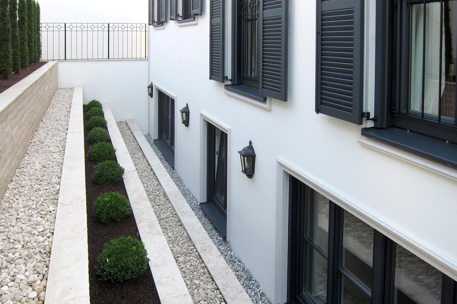 Architekt In München villa k neubau eines wohnhauses in münchen bogenhausen architekt
