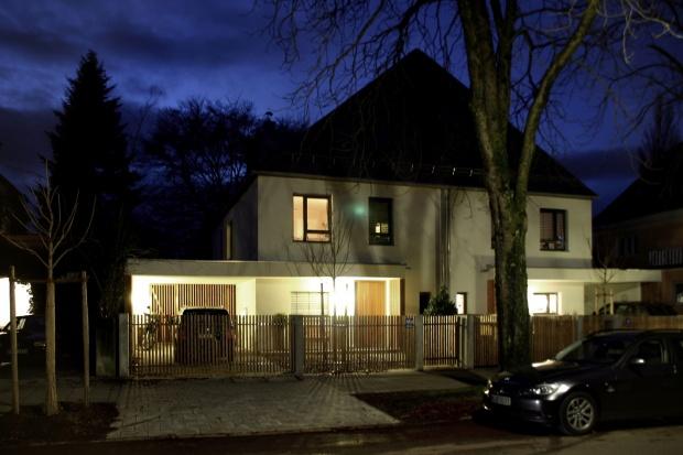 neubau und umbau von wohnh usern architekt martin hron m nchen. Black Bedroom Furniture Sets. Home Design Ideas